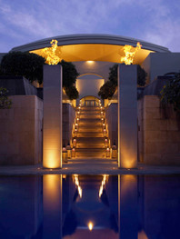 Trident Gurgaon Pool Arch