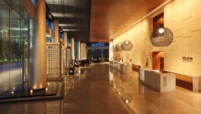 Westin Mumbai Lobby