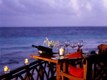 Taj Coral Reef Romantic Dinner
