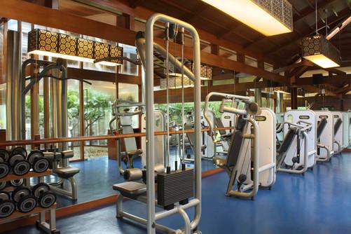 Westin Sohna Gym
