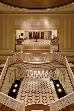 Amar Vilas Grand Staircase