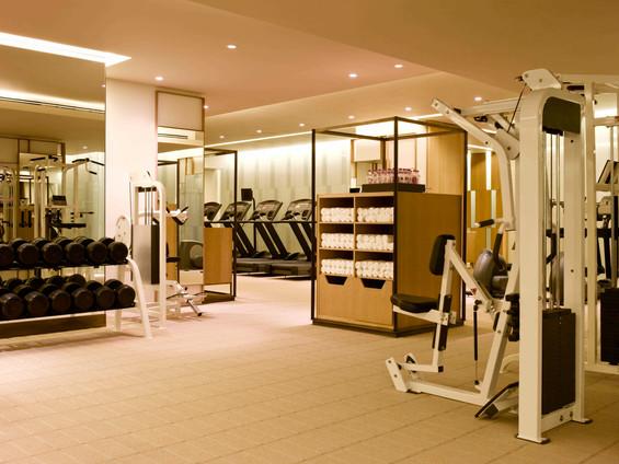 Trident Mumbai Gym