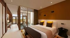 Inter Continental East Coast Suite Bedroom