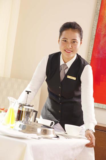 Oberoi Dubai Room Service