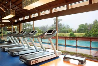 Westin Gurgaon Sohna Gym