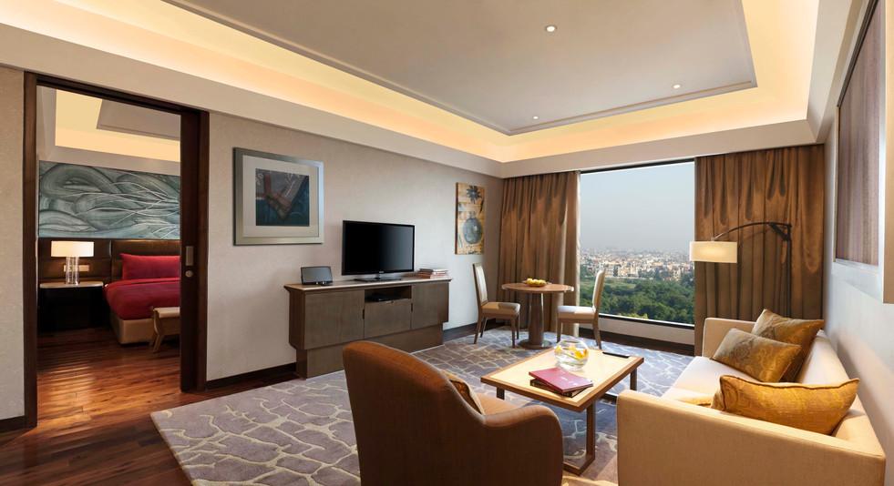Leela Suite Living Room