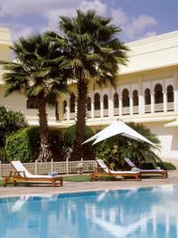 Trident Jaipur Pool