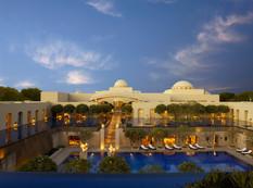 Trident Gurgaon External Swimming Pool Courtyard