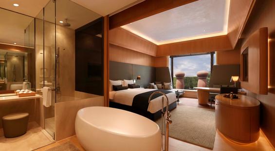 The Roseate Pool Facing Premier Room