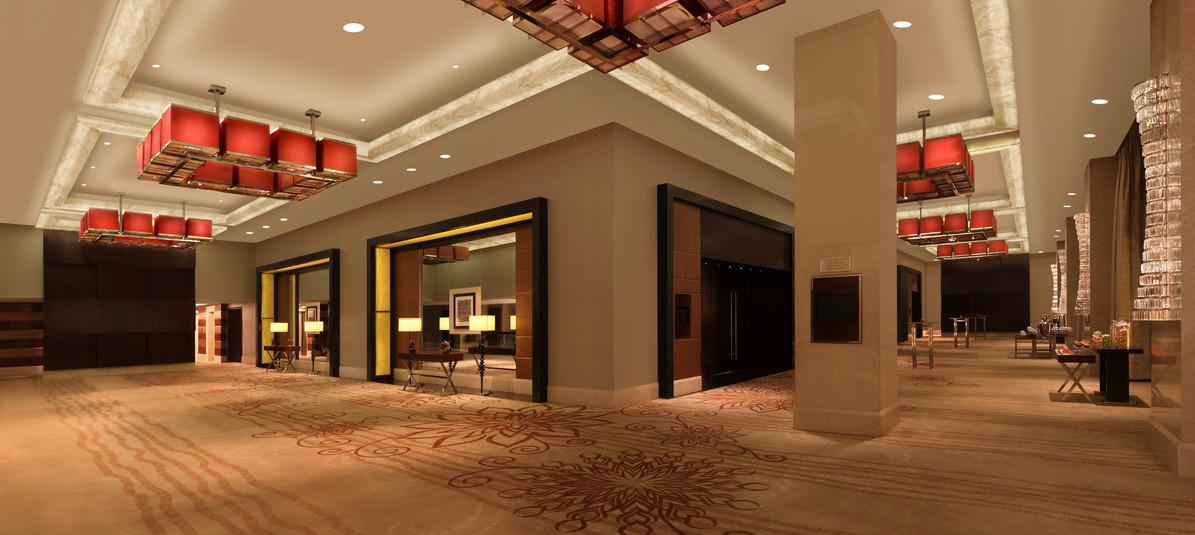 Hilton Chennai Prefunction Area