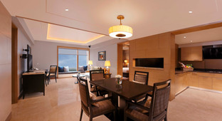 Leela Gurgaon Residence 2bhk Living Room
