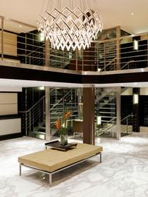 Zahra Lobby Staircase