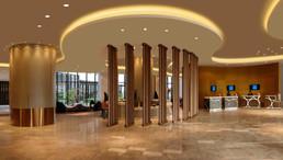 Novotel Aerocity Lobby