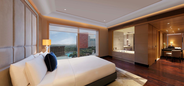 Leela Gurgaon Residence 3bhk Bedroom