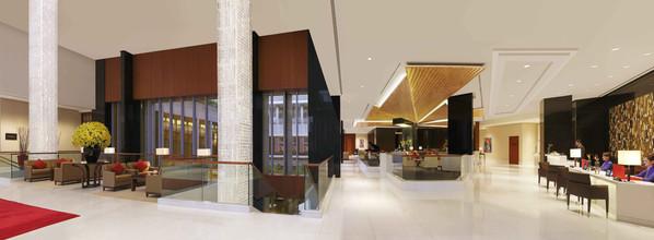 Oberoi Dubai Lobby