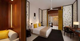 Inter Continental Mahabalipuram room 115