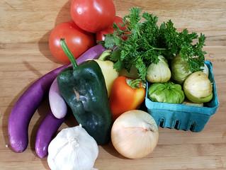 Eggplant Salsa