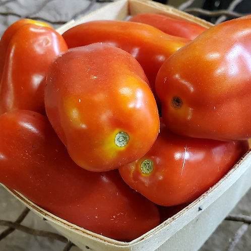 San Marzano Tomatoes by the Quart