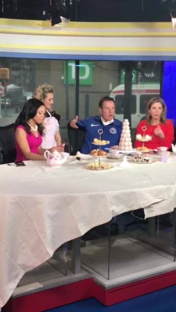 Check out our segment on the morning show!