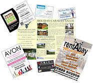 Leaflet Flyer Business Card Printing