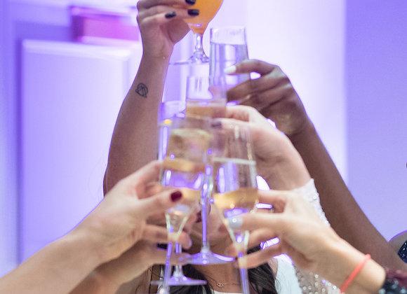 Cocktails & Case Studies with Audrey Rose