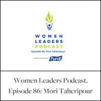 Women Leaders Podcast, Episode 86_ Mori