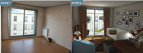 home staging virtuel, réalité virtuelle, visite virtuelle, 3D immobilier