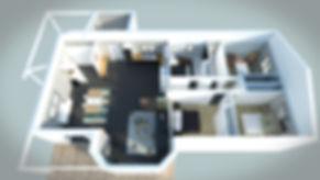 realite virtuelle immobilier, configurateur immobilier, perspective 3d, immobilier 3d, architecture 3d