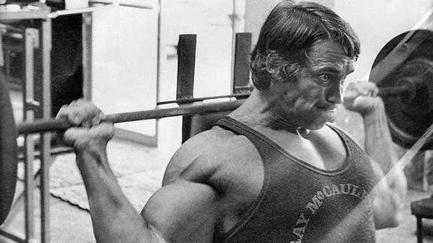 Behind the beck shoulder press - Avoid it