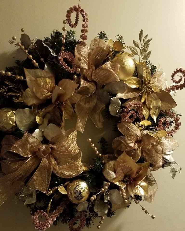 Blush Wreath