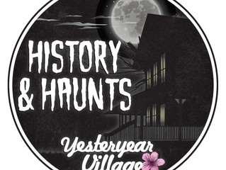 Yesteryear Village and War Party Paranormal Bring YOU History and Haunts