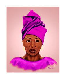 web - African Queen canvas roll print.jp