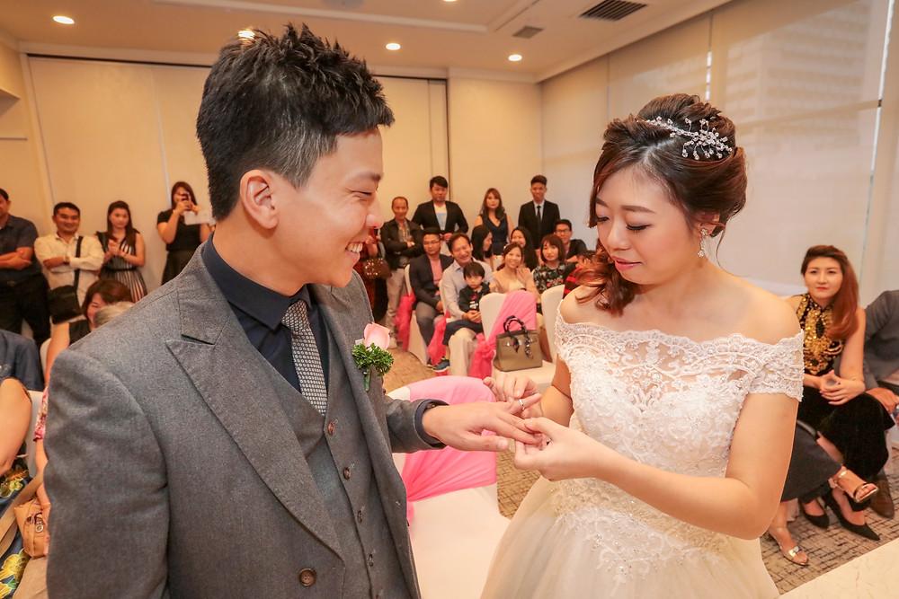 Singapore Wedding at Hilton Hotel