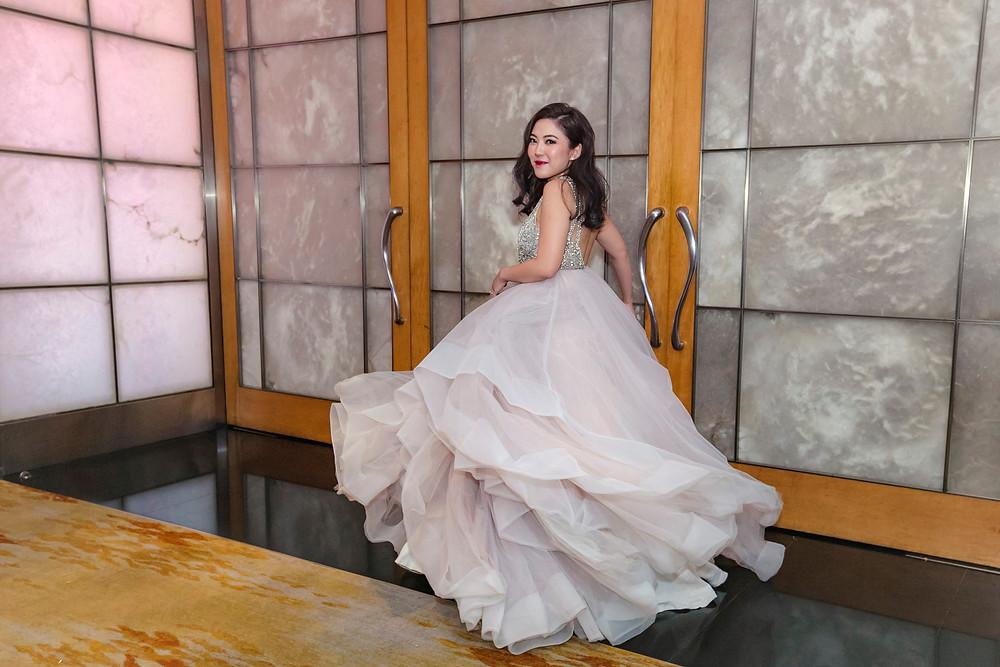 Wedding Dress by Fairygodmother Bridal