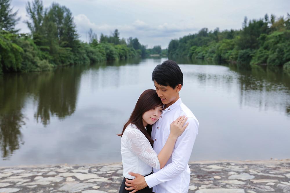 Prewedding/ Couple Shoot at Seletar North Link by Equarius Photography