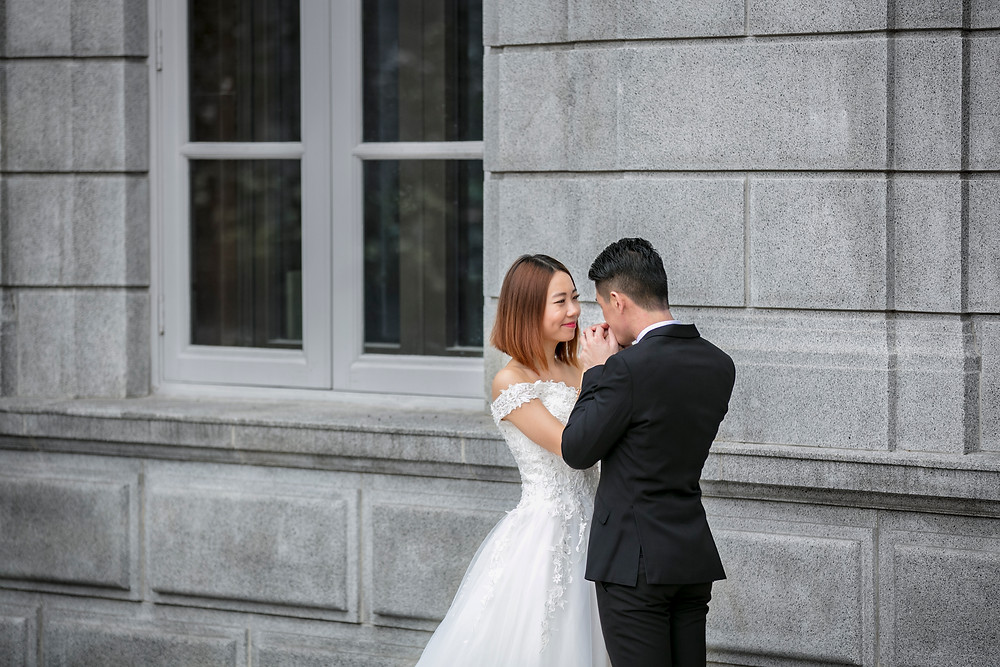 Singapore Wedding at National Gallery Singapore
