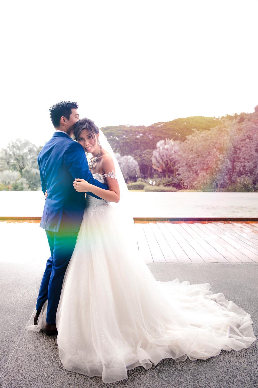 Singapore Wedding Photographer - Equarius Photography