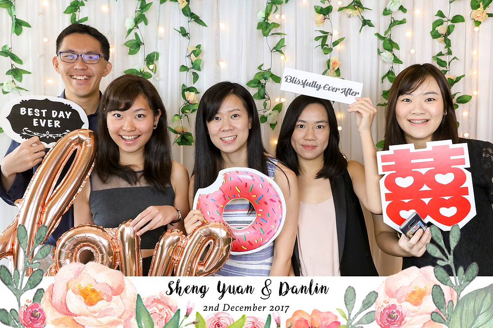 SG Wedding Photobooth