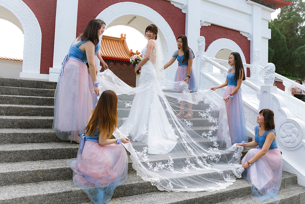 Wedding Photoshoot at Chinese Garden| Equarius Photography