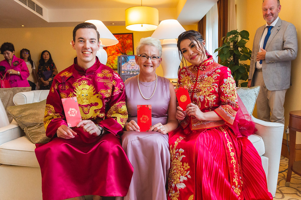 Singapore Actual Wedding Day
