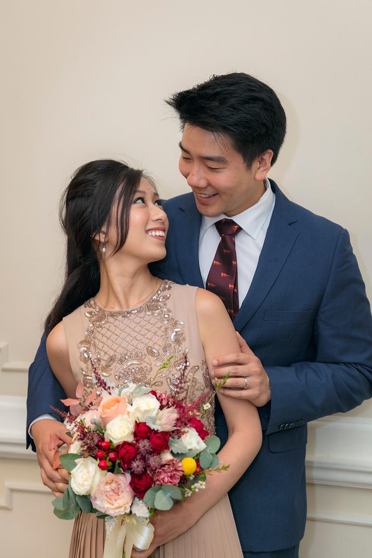 Wedding at Goodwood Park Hotel| Actual Day Wedding Photographer Singapore