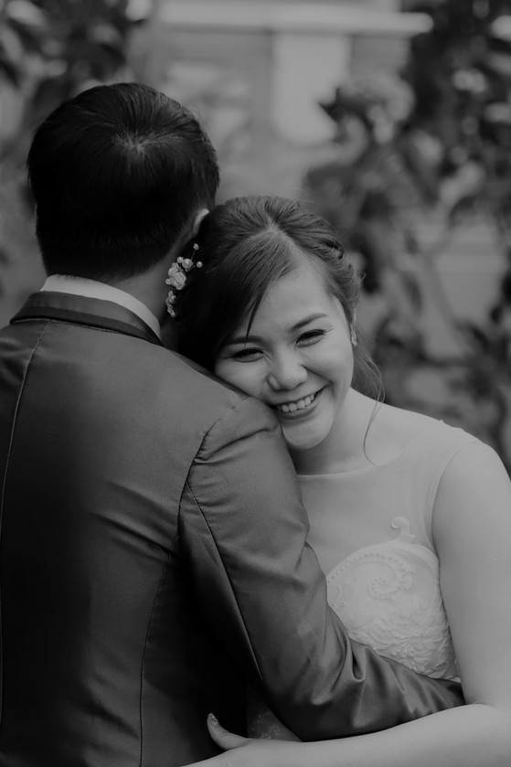 Solemnization at Hotel Fort Canning| Singapore Wedding