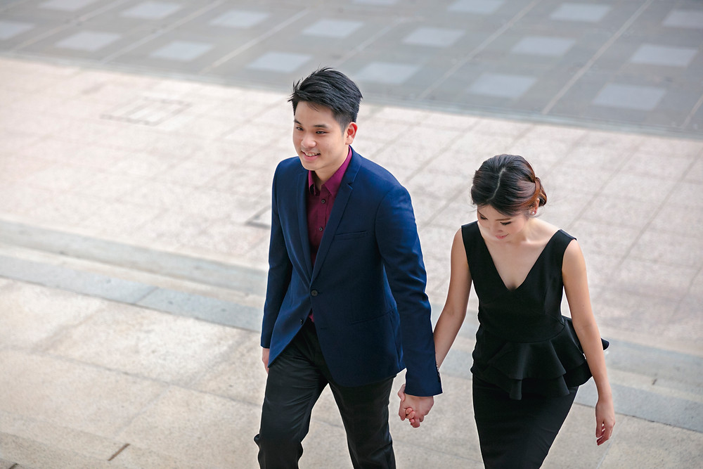 Singapore Prewedding at National Gallery| Equarius Photography