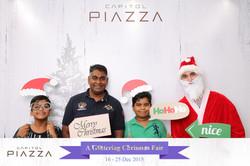 Christmas Photobooth Singapore