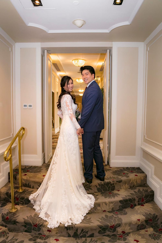 Wedding at Goodwood Park Hotel| Equarius Photography