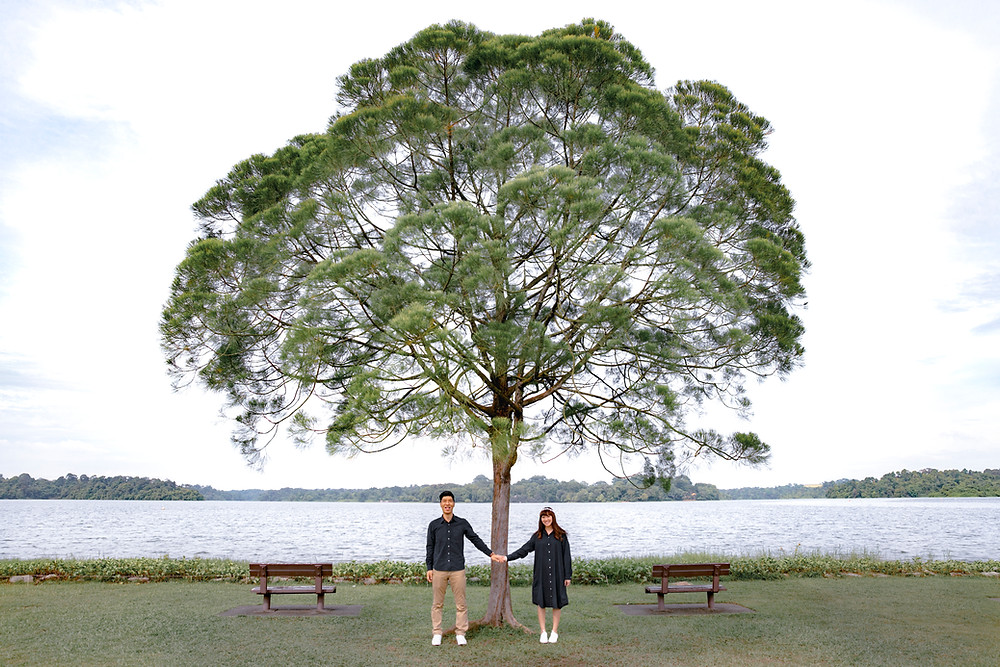 Equarius Photography| Singapore Prewedding Photoshoot at Upper Seletar Resevoir
