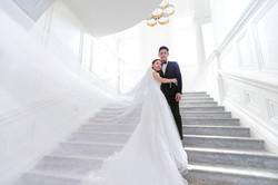Prewedding at Victoria Concert Hall
