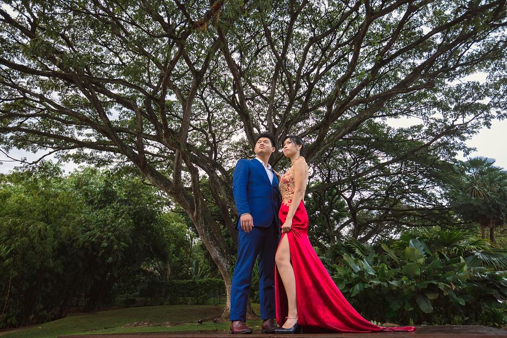 Singapore Wedding - Equarius Photography