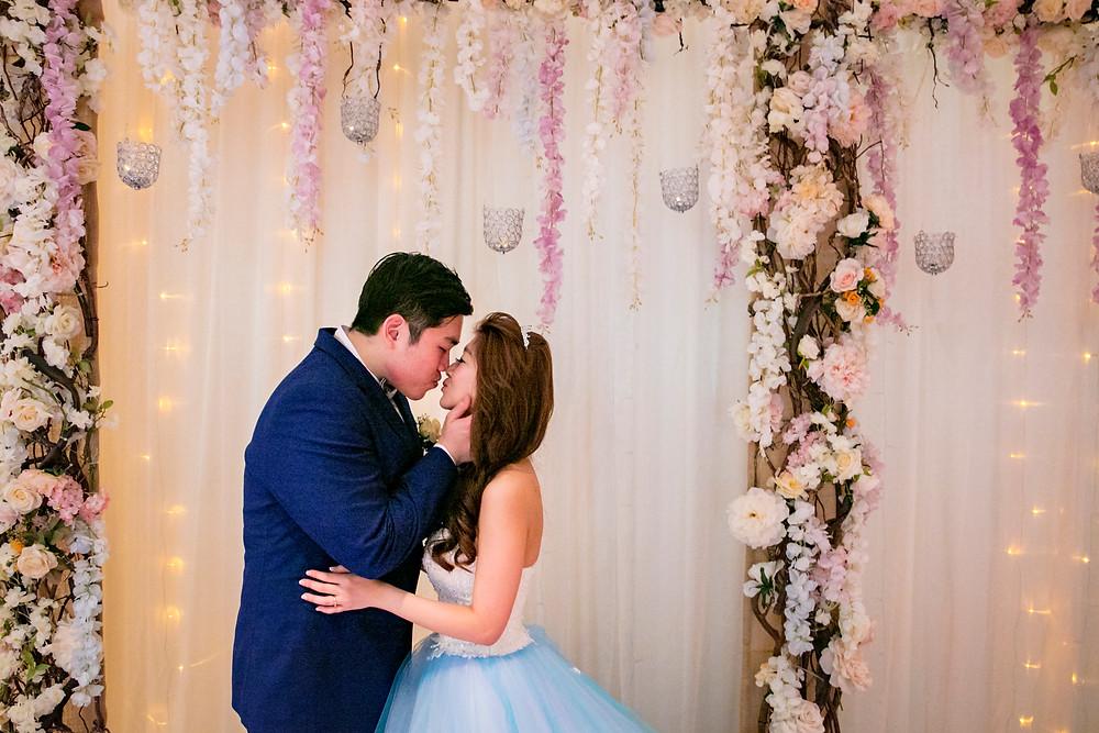 Wedding Shoot at Regent Hotel Singapore| Equarius Photography