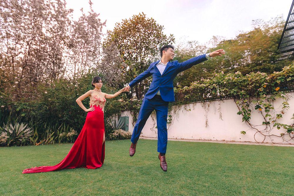 Singapore Wedding Photography - Equarius Photography